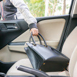 bag theft from parked car